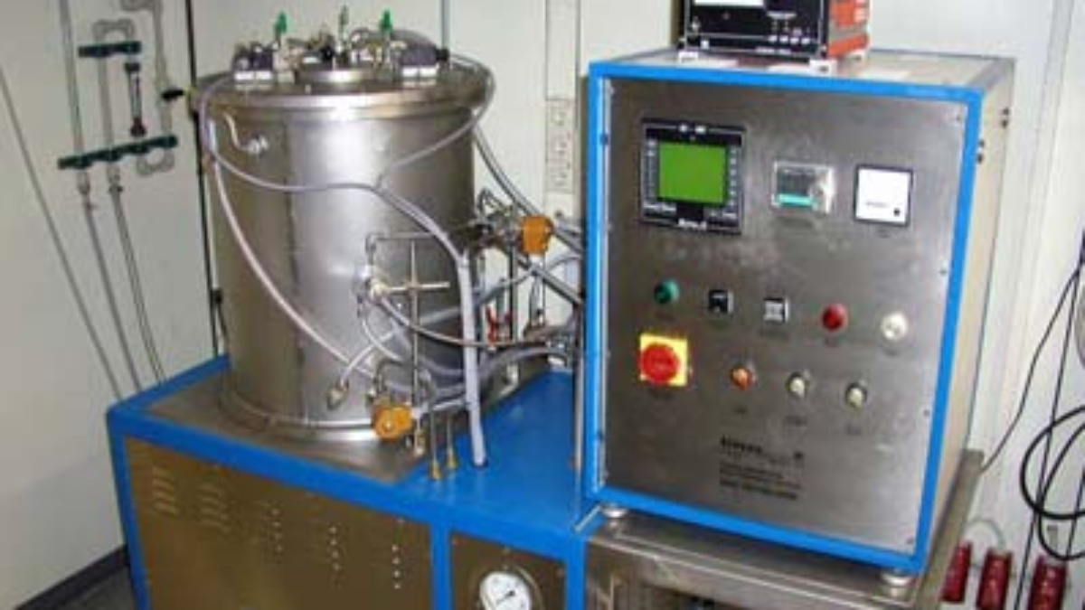 Graphite Furnace with Temperature Controller  (c)