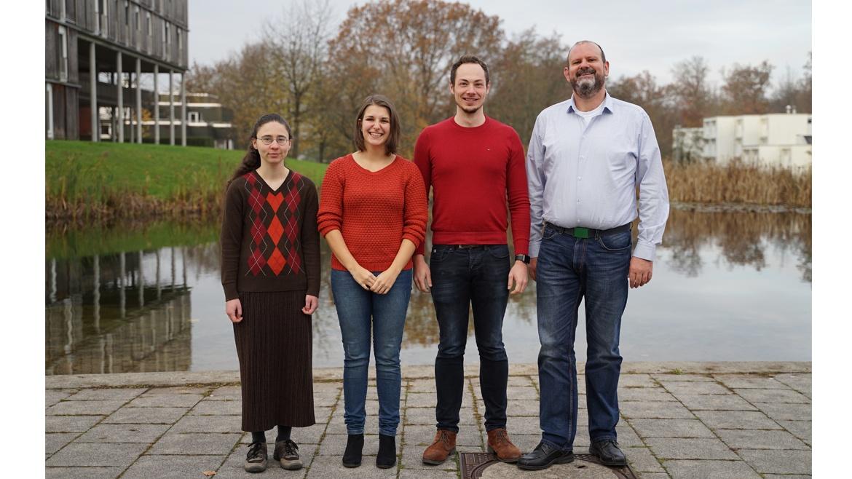 Arbeitsgruppe von PD Dr. Hartenbach im November 2019 (c)