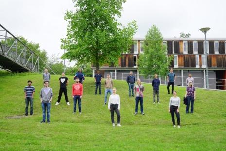 Ein Foto der Arbeitsgruppe
